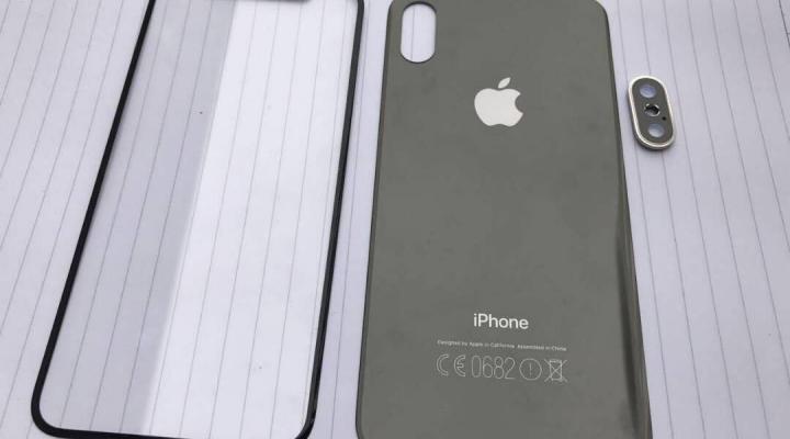 La maqueta del iPhone 8