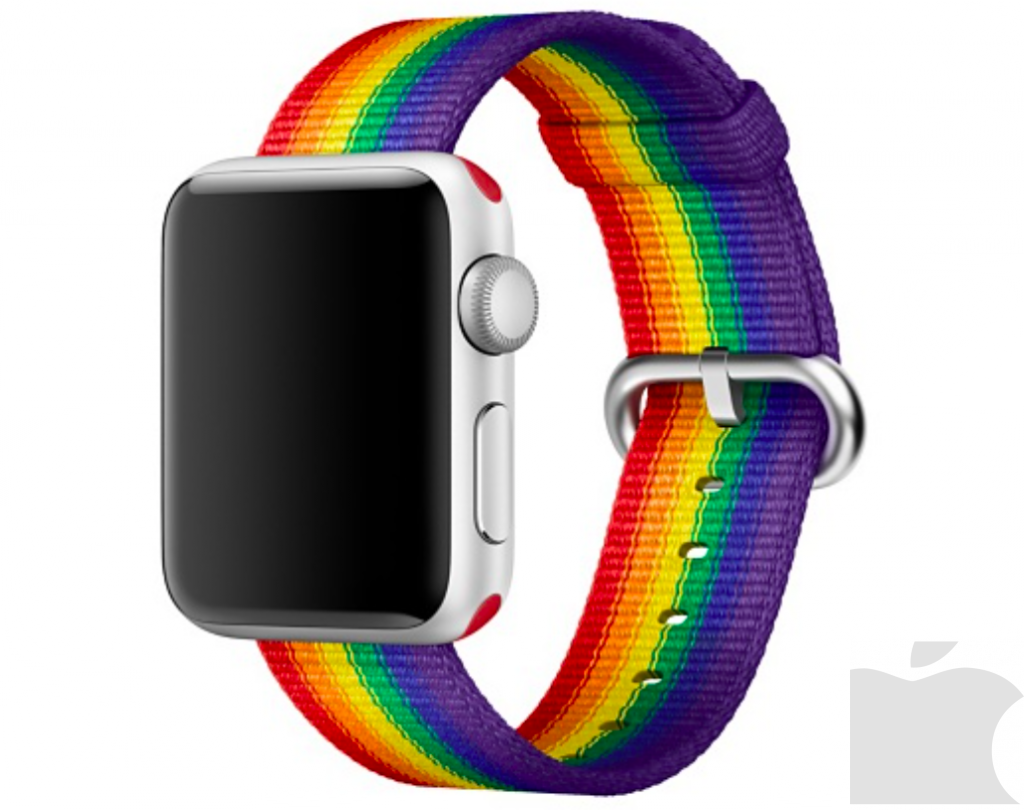 Me siento Orgulloso de Apple.