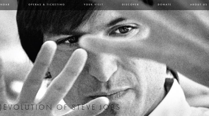 La (R)Evolución de Steve Jobs en una ópera.