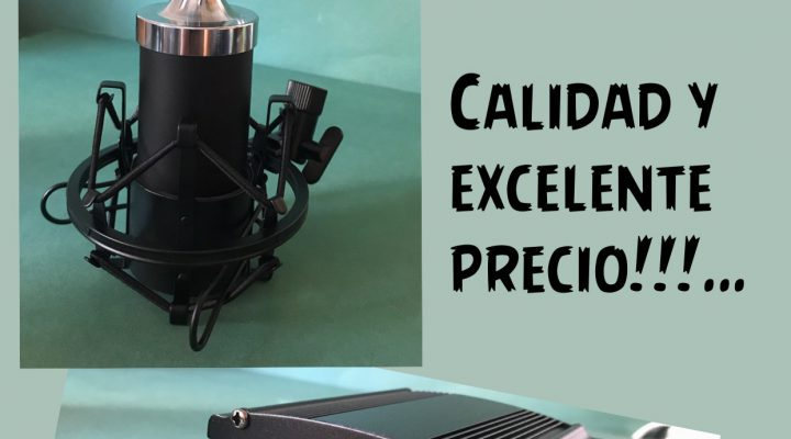 Excelente kit de Cahaya para grabaciones de alta calidad