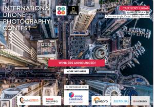 Drone Photography Contest las mejores imágenes desde drones