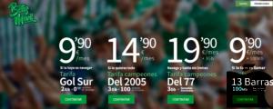 Nace Betis Móvil la primera OMV de un club de fútbol