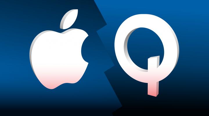 La guerra de Qualcomm y Apple continúa.