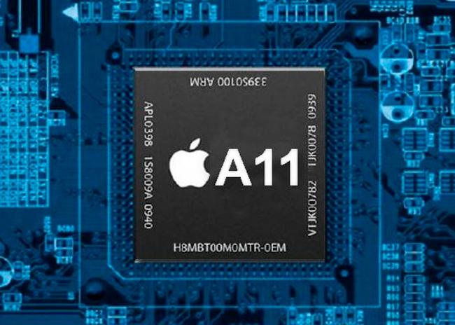 El chip A11 lo fabricará en exclusiva Samsung.