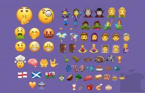 Feliz día de los emojis, by Apple ;)