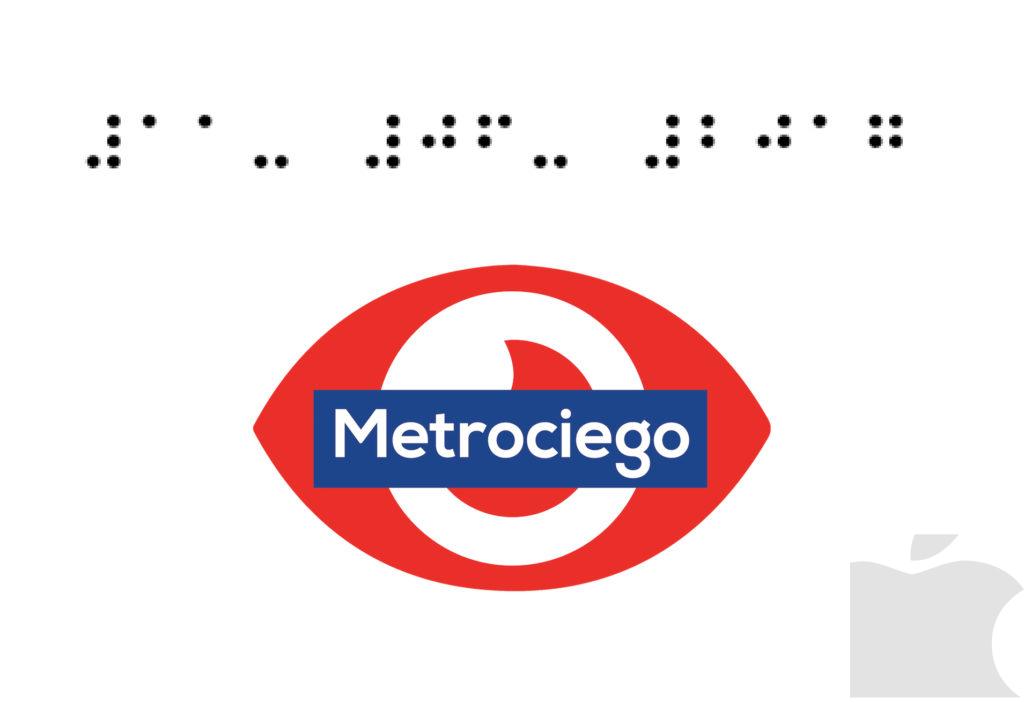 Metrociego, la app de ayuda para el Metro de Madrid