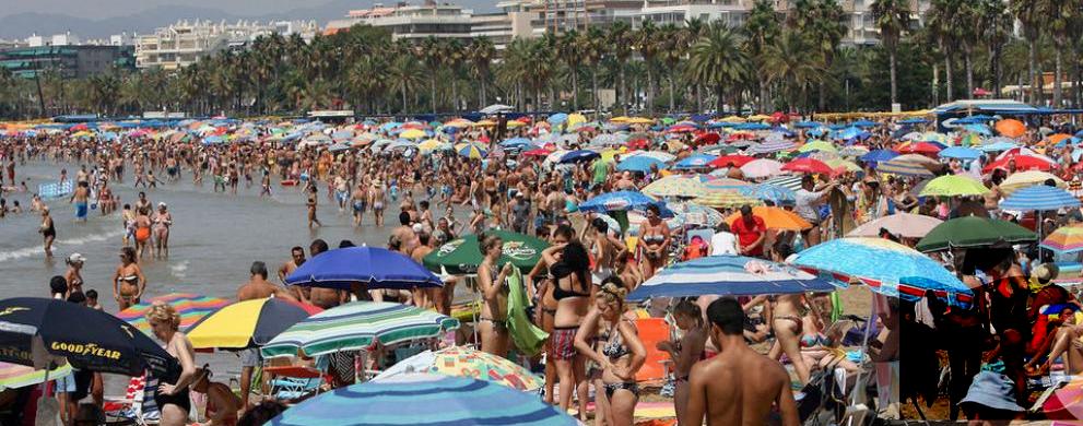 El roaming like at home  pone a prueba las redes móviles españolas