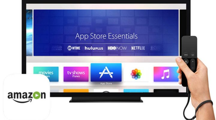 Amazon Prime Vídeo no estará en Apple TV para septiembre.