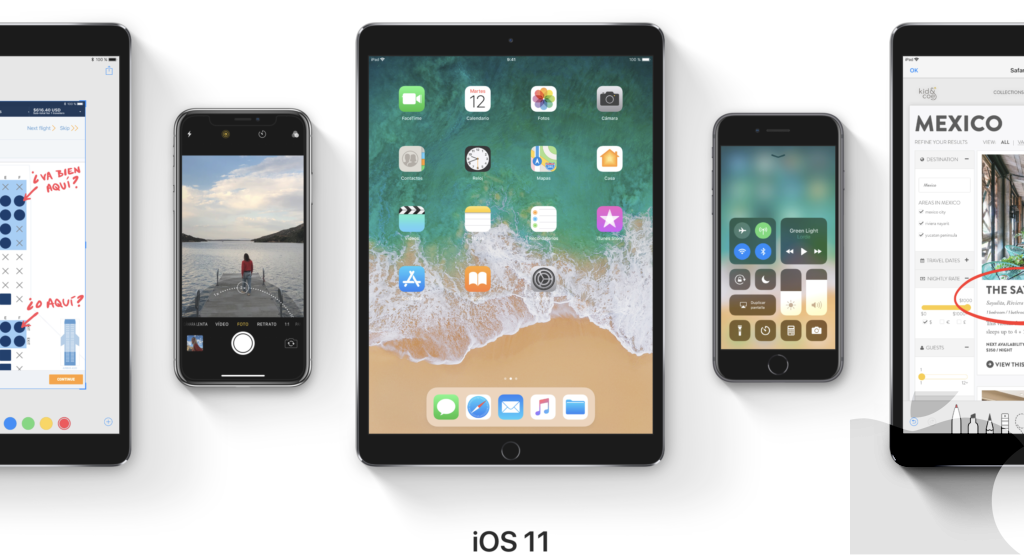 Mañana es el gran día: llega iOS 11.
