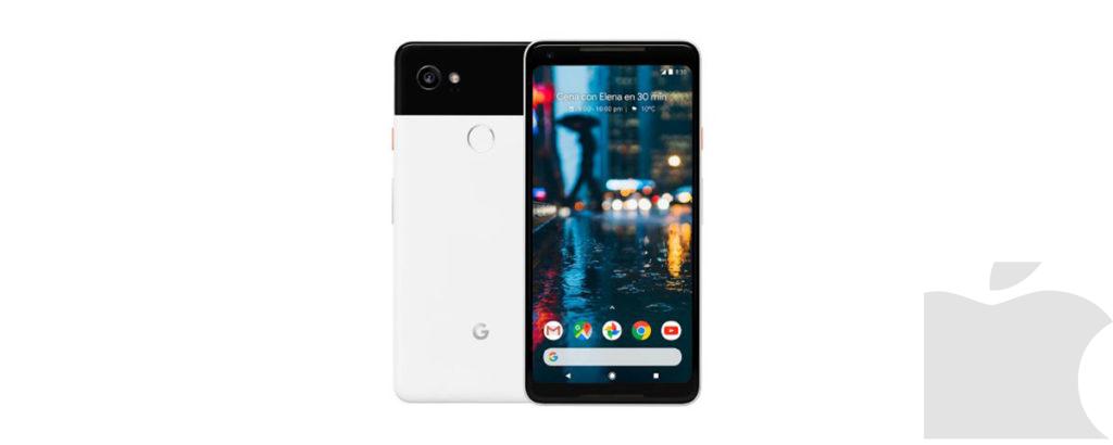 Pixel2 y Pixel 2 XL los nuevos smartphones de google
