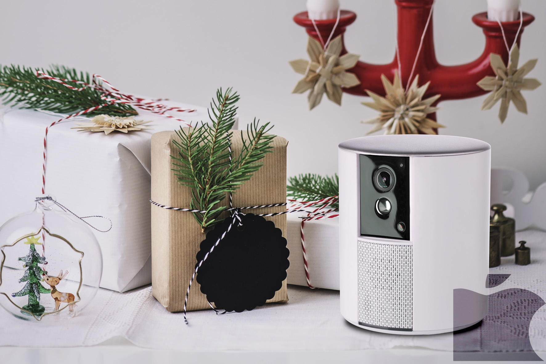 Celebra las fiestas navide as sin preocupaciones con somfy one - Somfy one plus ...