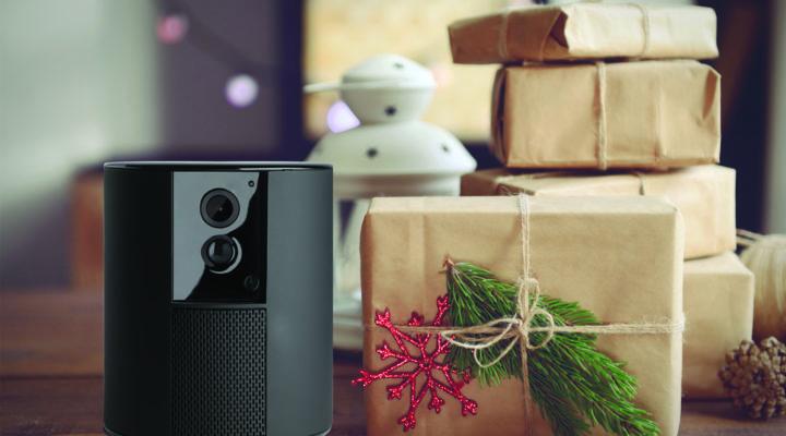 Celebra las fiestas navideñas sin preocupaciones con Somfy One
