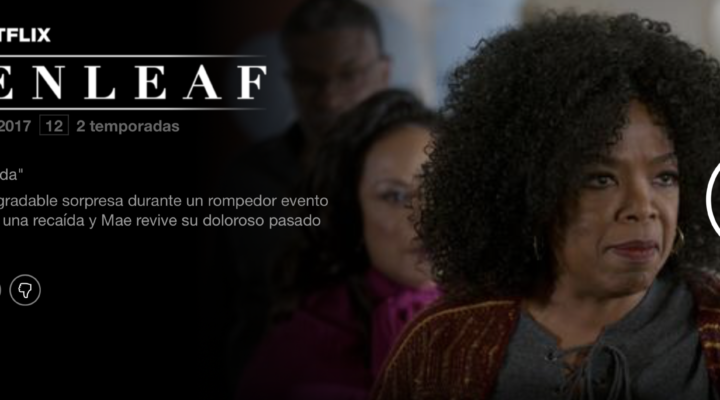 Novedades Netflix noviembre