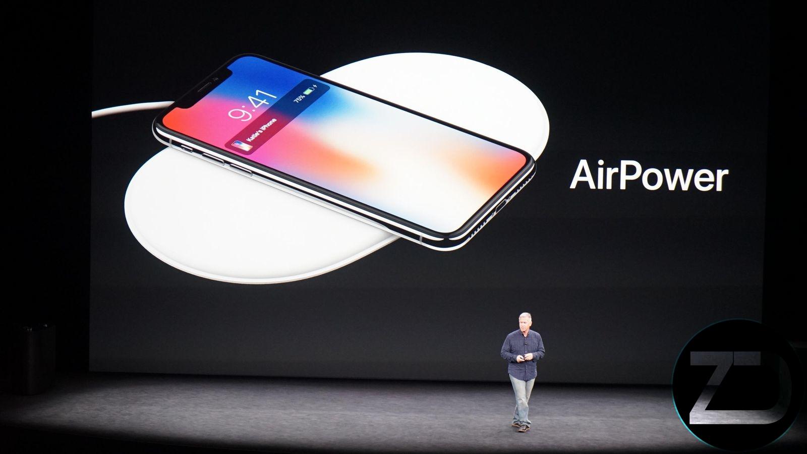 Apple: estamos esperando tu base de carga inalámbrica