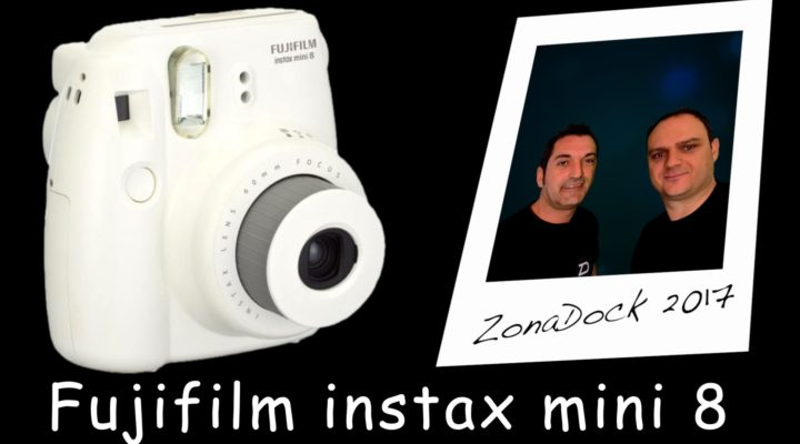Review Fujifilm instax mini 8