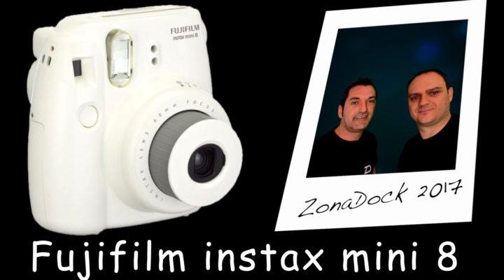 Review Fujifilm instax mini 8