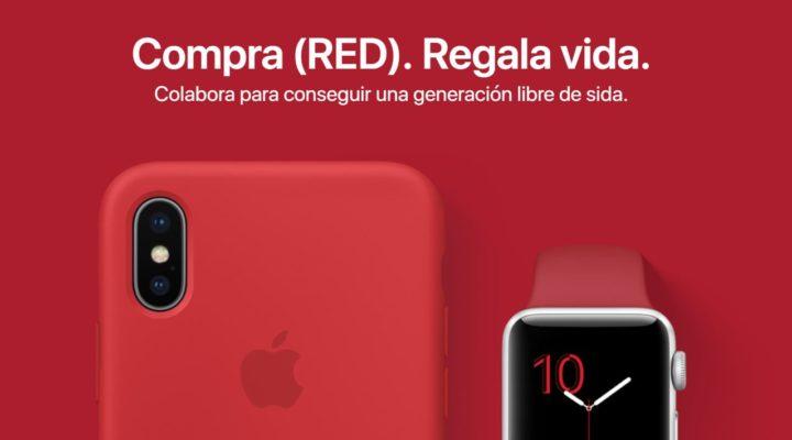Product Red para el día mundial del Sida
