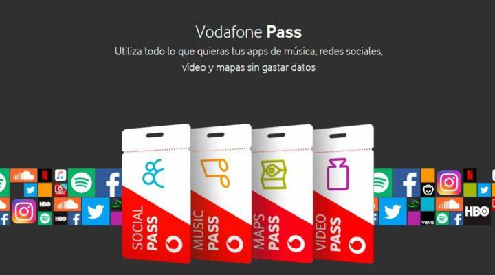 Vodafone Pass, otra forma de atraer a clientes