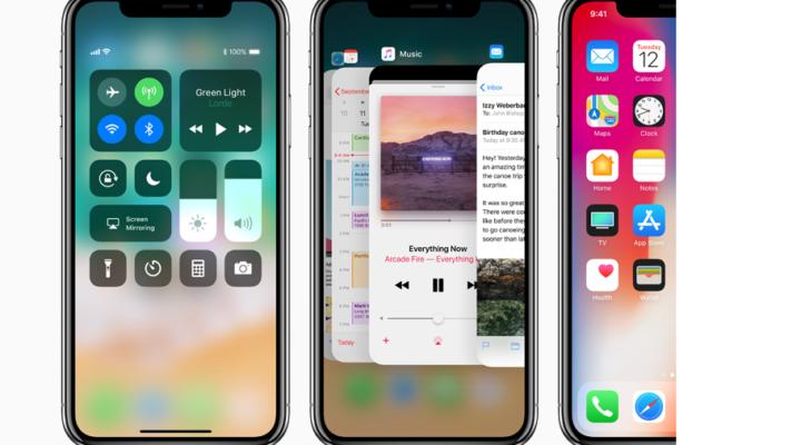tres nuevos modelos de iPhone