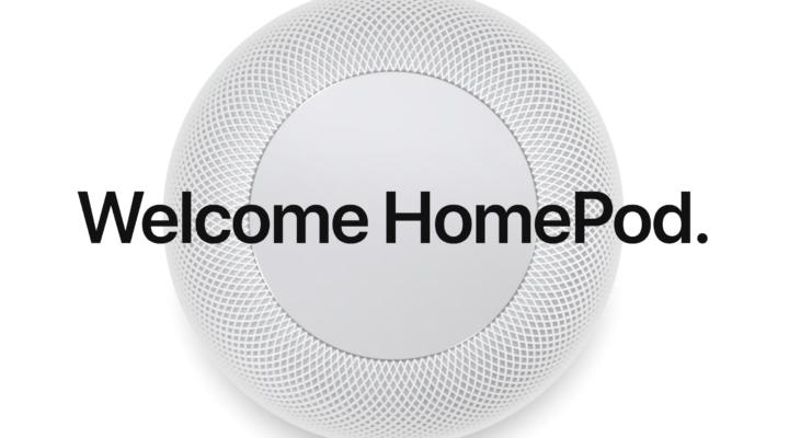 El HomePod cada vez más cerca