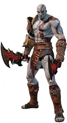 God of War. La historia de Kratos.