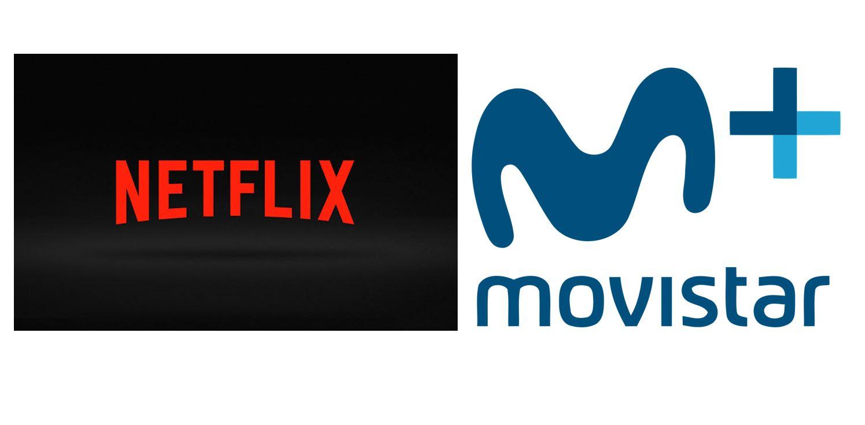 Movistar Telefónica negocia con Netflix