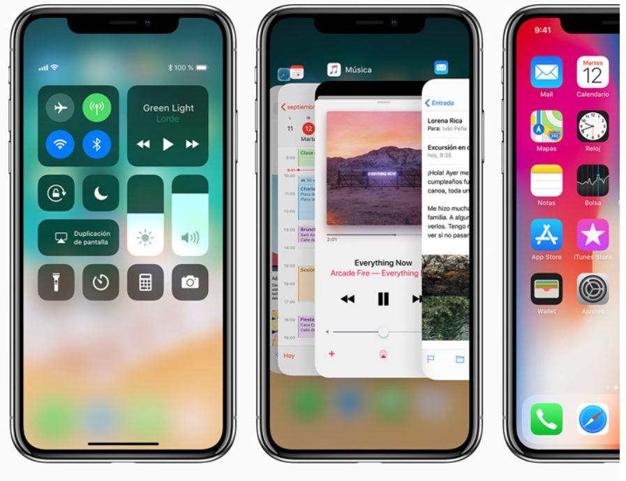 Apple no vende muchos iPhone X en España