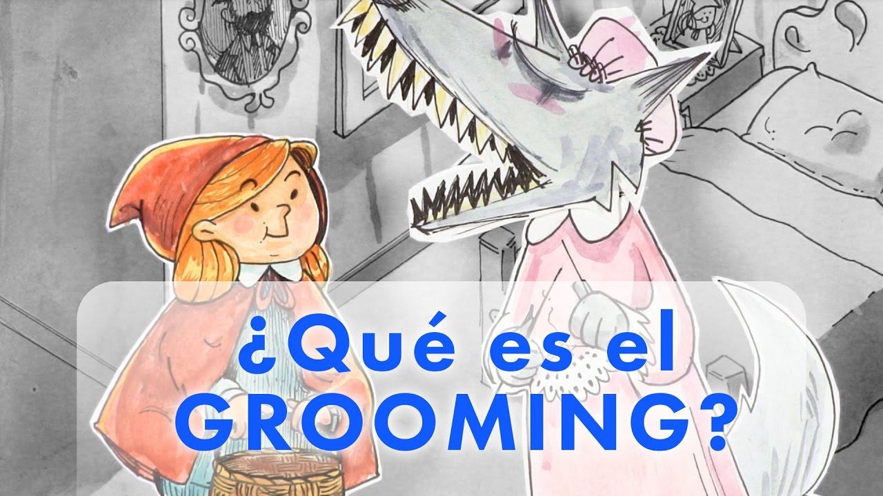 Grooming. ¿Qué es y cómo actuar ante él?