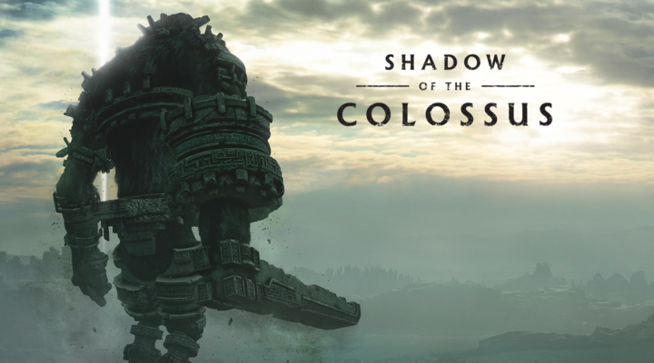 Shadow of the Colossus para Playstation 4. Un Remake a la altura.