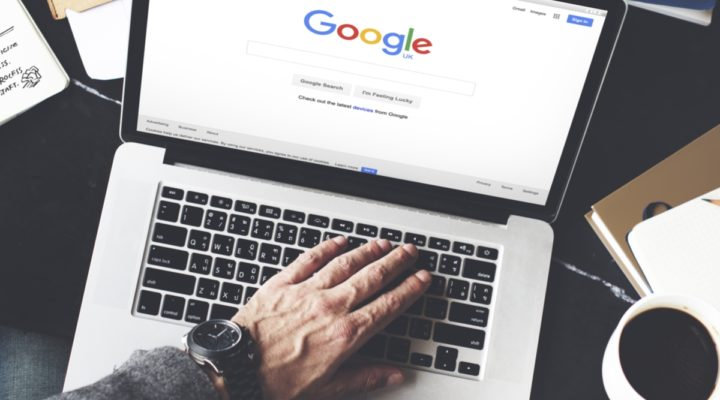 Funcionalidad de empleo en Google España