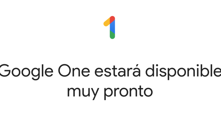 Google One, más nube de Google