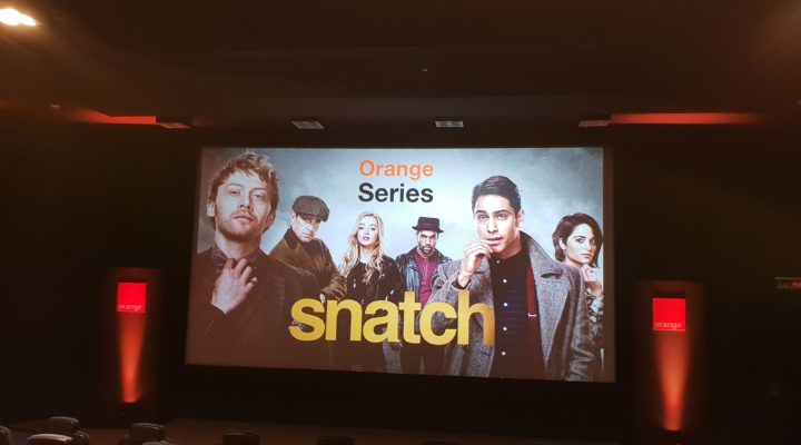 Snatch se estrena mañana en exclusiva en España en Orange Series