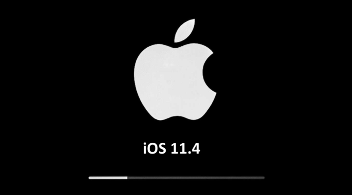 Descarga ya iOS 11.4