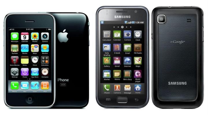 Samsung condenada a pagar finalmente a Apple por plagio