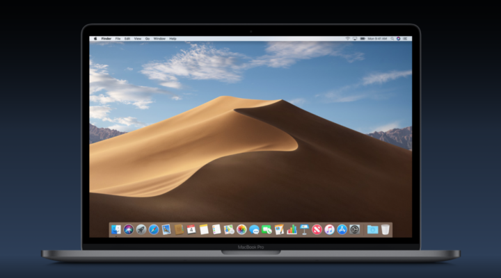 Apple presenta macOS Mojave