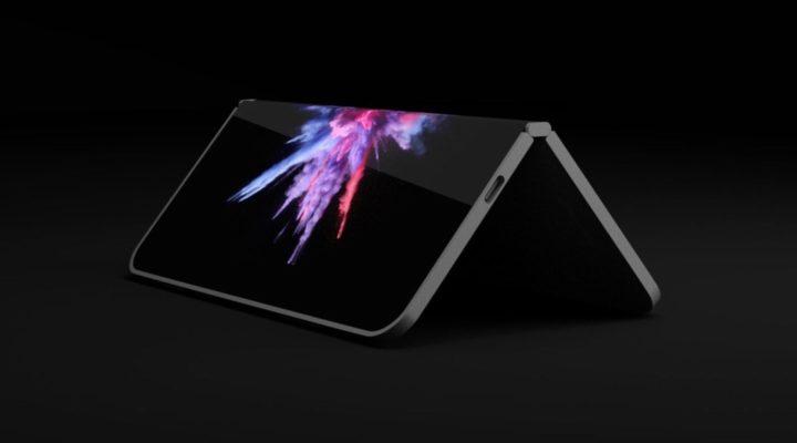 Microsoft desarrolla un dispositivo de doble pantalla