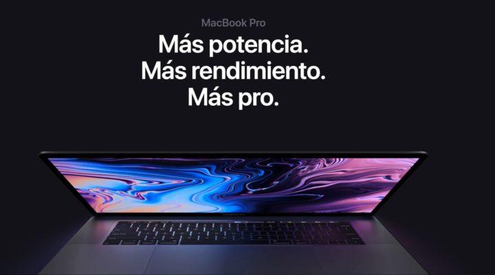 Nuevos Macbook Pro 2018