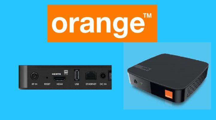 Orange lanza un Android TV