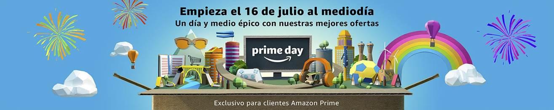Ya hay fecha para Amazon Prime Day 2018