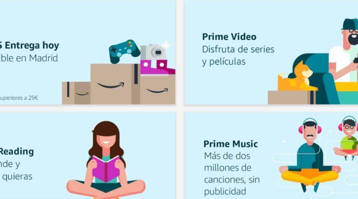 Amazon Prime, un 80% más caro