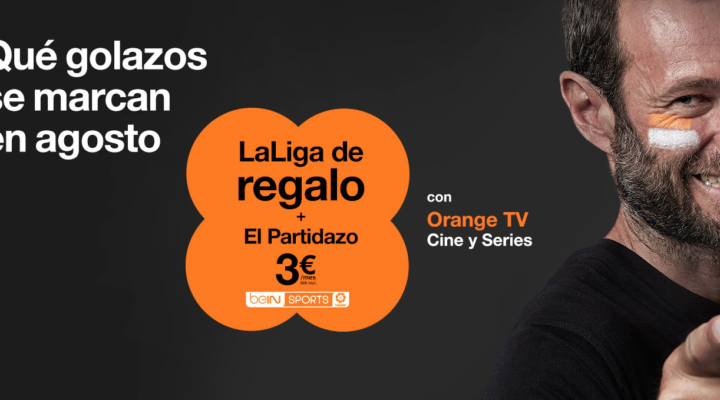 Todos los precios del fútbol en Orange TV