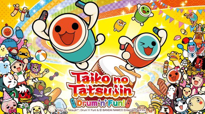Taiko No Tatsujin para Play4 y Switch. ¿Sí o no llegan?