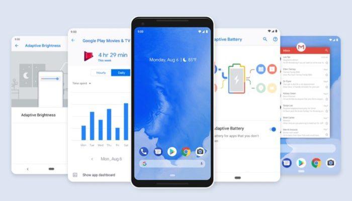 Noticias sobre el Android 9 Pie