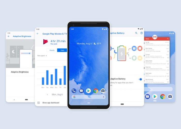 Android 9 Pie en Huawei