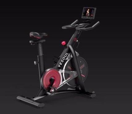 Nueva bicicleta spinning de Xiaomi