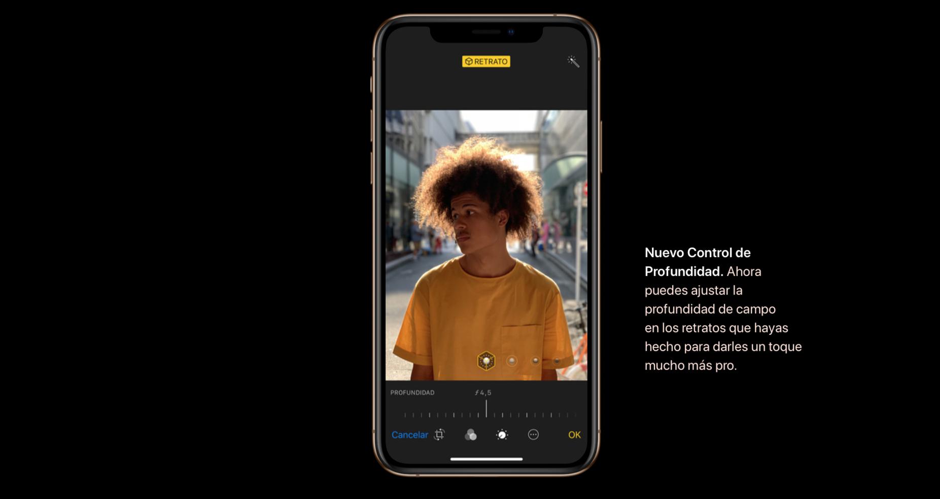 """¿Nos está engañando Apple con el iPhone XS y su exclusividad de """"control de profundidad"""" en las fotos?"""