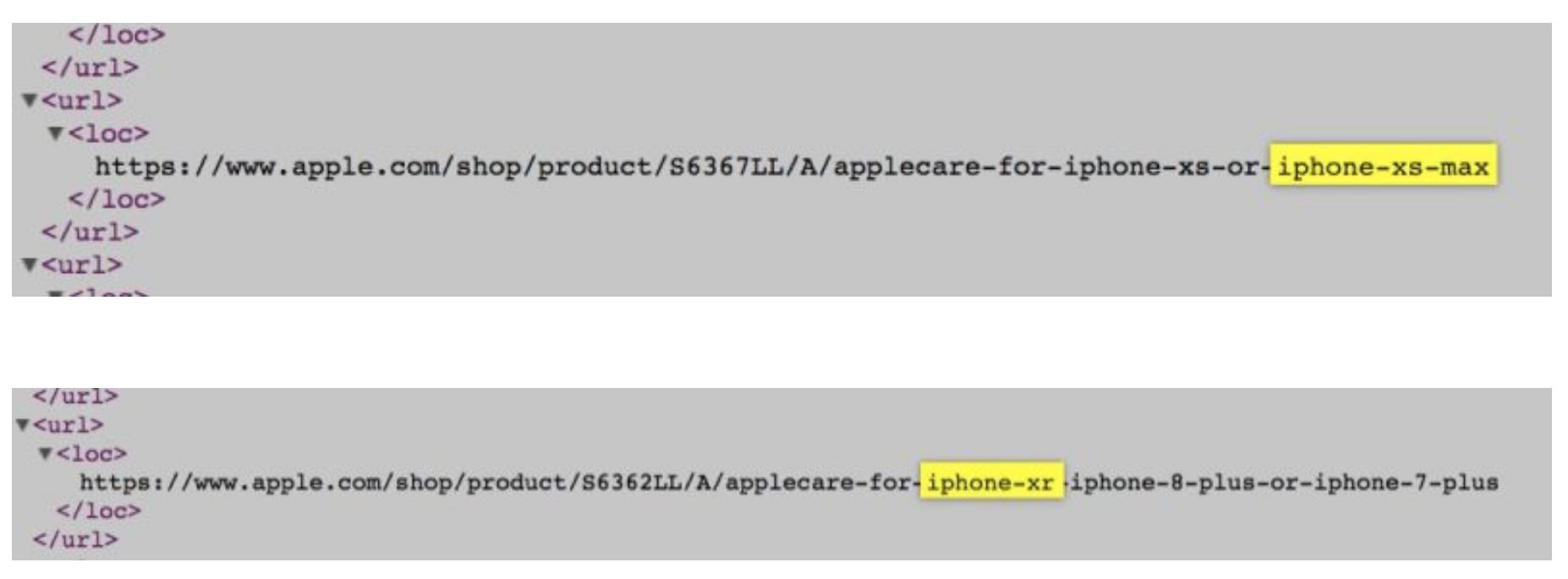 imagen iPhone html