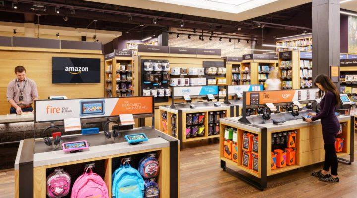Nueva tienda física de Amazon