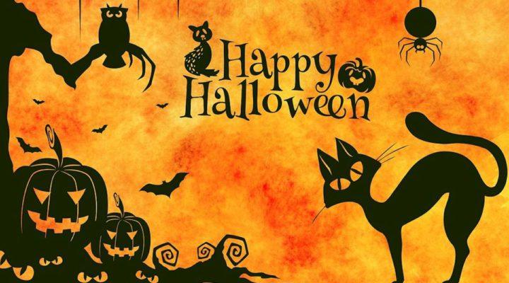 Asistente de Google preparado para Halloween