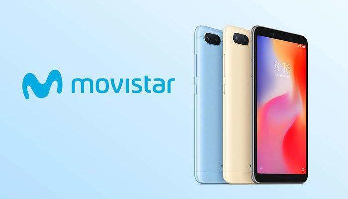 Movistar vende en exclusiva los móviles Xiaomi